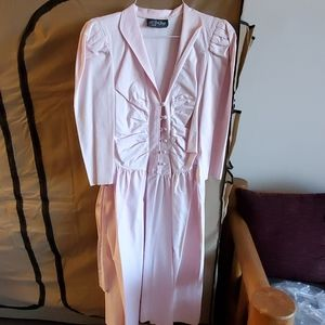 All that Jazz Pink 80s dress